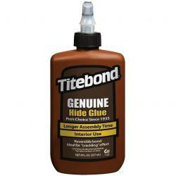 ADESIVO FRANK TB LIQUID HIDE WOOD GLUE 237ML TITEBOND
