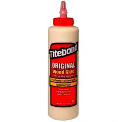 COLA PARA MADEIRA TITEBOND ORIGINAL WOOD GLUE 510 G