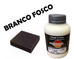 TINGICROM COURO E SINTETICO BRANCO FOSCO 250ML