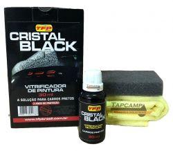 VITRIFICADOR CRISTAL BLACK - 30ML TFP