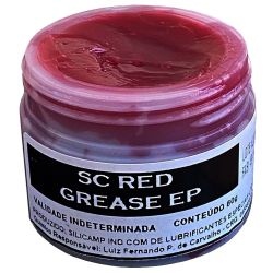SC RED GREASE EP 60G