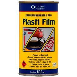 PLASTI FILM PRETO 500ML QUIMATIC