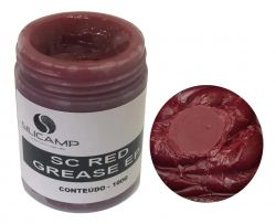 SC RED GREASE EP 100G