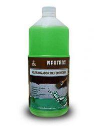 NEUTROX NEUTRALIZADOR DE FERRUGEM 500ML BIOLUB
