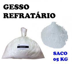 GESSO REFRATARIO 5 KG RF