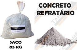 CONCRETO REFRATARIO 5 KG RF