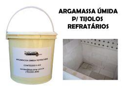 ARGAMASSA UMIDA REFRATARIO 5 KG RF