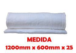 MANTA CERAMICA FOGAO 1200X610X25 MM  -  880C