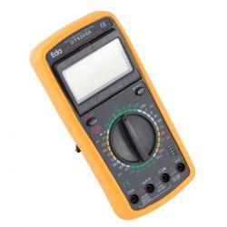 MULTIMETRO DIGITAL 9205A COM CAPACIMETRO E BEEP - EDA