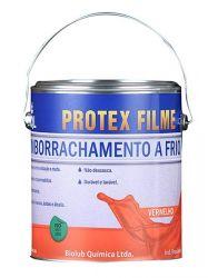 PROTEX FILME VERMELHO EMBORRACHAMENTO A FRIO 3,6 L BIOLUB