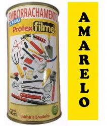 PROTEX FILME AMARELO EMBORRACHAMENTO A FRIO 500ML BIOLUB