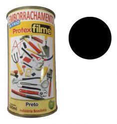 PROTEX FILME PRETO EMBORRACHAMENTO A FRIO 500ML BIOLUB