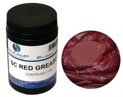 SC RED GREASE EP 1KG