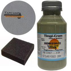 TINGICROM CINZA CLARO 250ML BASE AGUA