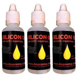 SC SILICON OIL 30 ML KIT 3